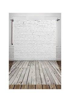 5x7ft White Gray Brick Wall Floor by Deals On Huayi Photo Ltd Huayi 5x7ft White Brick Wall With