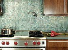 Green Glass Tiles For Kitchen Backsplashes How To Design An Eco Friendly Kitchen Hgtv