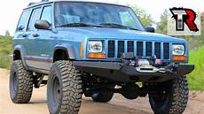 jeep xj jeep xj bumper winch battery tray project xj