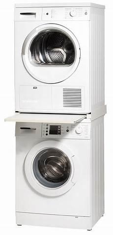 zwischenbaurahmen waschmaschine trockner aufsatz rahmen ebay