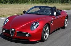 Alfa Romeo 8c Spider Review Autocar