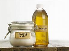 backpulver und essig make from vinegar and baking soda
