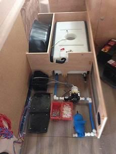 Stromversorgung Garage by Cingbus Wohnmobil Frischwassertank Conversion