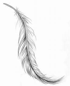 Foot Feather Shape Feder Bedeutung Feder