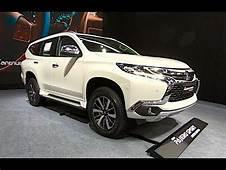 New 2018 SUV Mitsubishi Pajero Sport 2019 Limited Edition