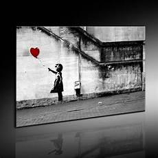 Bild Auf Leinwand Quot Banksy Graffi Quot Kunstdrucke