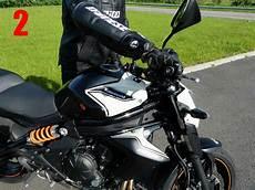 Les V 233 Rifs Techniques Du Permis Moto Sur La Kawasaki Er 6n