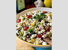 kitchen sink chipotle   smoked mozzarella pasta salad image