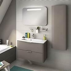 salle de bain salle bain meubles flottants bois clair