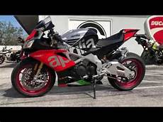 2018 Aprilia Rsv4 Rf Factory Superpole At Cycles Of