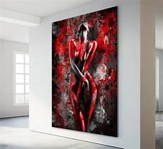moderne bilder auf leinwand leinwand bilder xxl kunstdruck bild frau erotik abstrakt