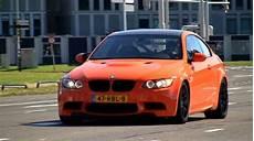 2x Bmw M3 E92 Gts W Akrapovic Exhaust In Drift