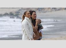 Jennifer Lopez Shows Joanna Gaines The Malibu Home She's