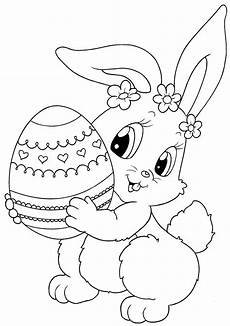 easy easter bunny coloring pages at getcolorings