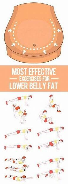 Lower Belly Is The Hardest To Lose When You Are Trying