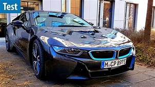 Latest HD Bmw I8  GAZUTOME