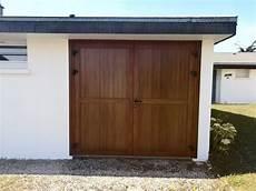 porte de garage battante aluminium socodime