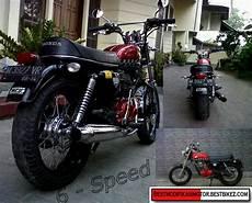 Modifikasi Motor Seperti Sepeda by Modifikasi Honda Cb Malang Gambar Modifikasi Motor Terbaru