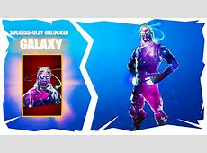 FORTNITE GALAXY SKIN FOR FREE   FORTNITE GALAXY SKIN
