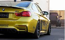 bmw m4 shows better performance due to additional kw
