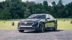 2020 cadillac ct6 drive review going out with a