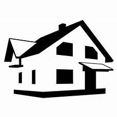 clipart edilizia casa clipart monocromatico scarica a vectorportal