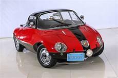 1957 fiat abarth vignale 750 coupe goccia fiat abarth