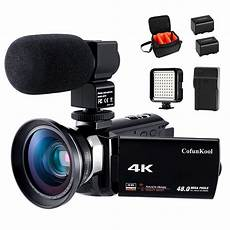 Ultra Camcorder Wifi Vlogging by 4k Camcorder Vlogging For Cofunkool