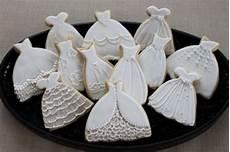 diy wedding dress cookies wedding dress cookie favors sweet 16 bridal shower prom