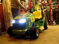 Malvorlagen Deere Racing Racing Mower Another Makeover Deere L130 Gp