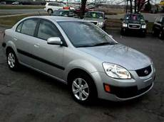 automobile air conditioning service 2009 kia rio electronic valve timing 2009 kia rio lx 4 door sedan 1 6 liter 4cyl automatic transmission air conditioning youtube