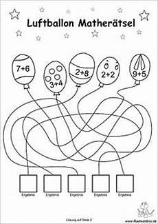 luftballon r 228 tsel f 252 r kinder mathe r 228 tsel r 228 tsel f 252 r