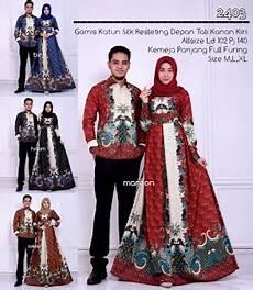 Baju Muslim Cauple Batik Silk batik bagoes
