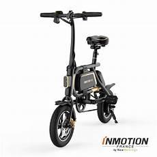 Mini Scooter 233 Lectrique Inmotion P2f Noir