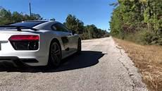 Audi R8 0 100 Akrapovic Loud Exhaust Vf Supercharger