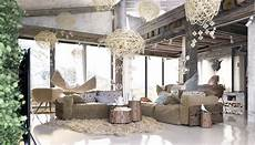 Interior Rustic Home Decor Ideas by Two Exles Of Industrial Modern Rustic Interior Design