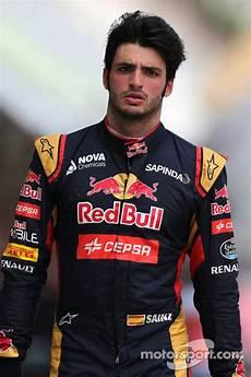 Carlos Sainz Jr Scuderia Toro Rosso Essais De