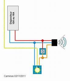 projecteur exterieur avec detecteur de mouvement branchement circuit pour projecteur ext 233 rieur detecteur interrupteur