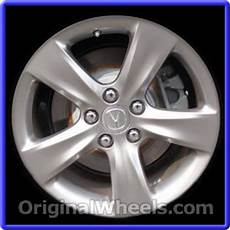 oem 2013 acura tl rims used factory wheels from