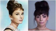 Hepburn Hairstyles Updo
