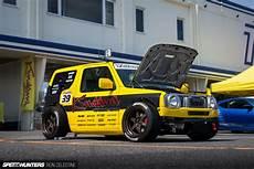 Mathews Nissan Suzuki by Yellow Bullet 2 The Time Attacking Suzuki Jimny