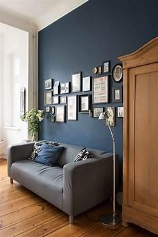 Wandfarbe Blau Wohnzimmer - farrow stiffkey blue nocali journal for the