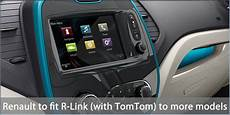 Renault To Offer Rlink With Tomtom Option On More Vehicles