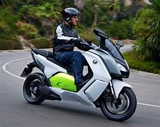Bmw C Evolution E Scooter Pics Specs And List Of Seriess