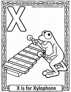 Malvorlagen Xl Xda Letter X Coloring Pages At Getdrawings Free