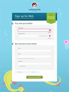 30 best exles of html contact forms in web design