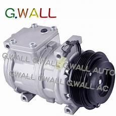 automobile air conditioning service 2007 bmw 7 series user handbook high quality 10pa17c auto ac compressor for bmw 3 5 7 series e34 e36 e38 1990 2000 64528385915