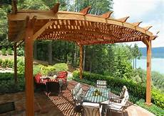 Why Redwood Is The Best Option For Your Wood Pergola
