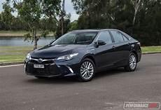 2017 Toyota Camry Hybrid Atara Sl Review