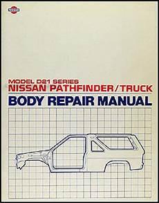 1989 nissan pathfinder wiring diagram 1989 nissan truck and pathfinder wiring diagram manual original